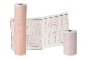 Papiery rejestrujące do EKG